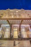 Teatro dos dois pontos em Buenos Aires, Argentina. Imagens de Stock Royalty Free