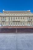 Teatro dos dois pontos em Buenos Aires, Argentina. Imagem de Stock