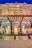 Teatro dos dois pontos em Buenos Aires, Argentina Foto de Stock