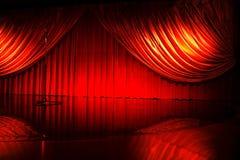 Teatro elegante retro fotografía de archivo libre de regalías