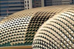 Teatro em Singapura Imagem de Stock Royalty Free