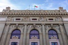Teatro en Oporto Fotos de archivo libres de regalías