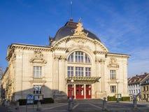 Teatro Fürth fotografia de stock