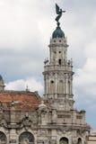 Teatro grande en La Habana Imagen de archivo