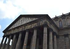 Teatro Guadalajara México de Degollado Fotografia de Stock Royalty Free