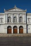 Teatro histórico en Iquique Fotografía de archivo libre de regalías