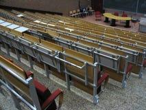 Teatro I de la universidad Imagen de archivo libre de regalías
