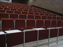 Teatro III da faculdade fotos de stock royalty free