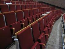 Teatro IV da faculdade imagem de stock