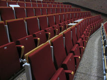 Teatro IV de la universidad Imagen de archivo