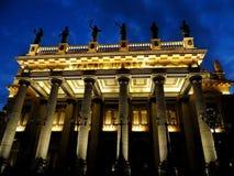 Teatro Juarez Στοκ φωτογραφία με δικαίωμα ελεύθερης χρήσης