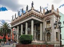 Teatro Juarez Guanajuato Stock Images