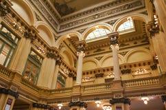 Teatro kolon royaltyfria foton