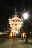 Teatro a Kosice fotografie stock