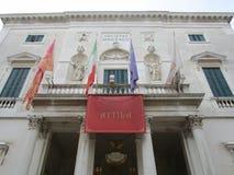 Teatro La Fenice Royalty Free Stock Photography