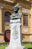 Teatro Máximo, Palermo, verdi de José Imagen de archivo
