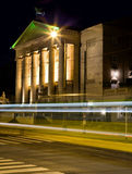 Teatro magnífico en Poznán foto de archivo libre de regalías