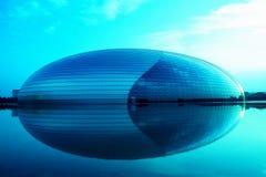 Teatro magnífico nacional de China fotos de archivo