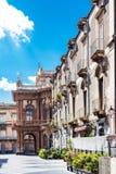 Teatro Massimo Bellini, Катания Стоковые Изображения