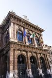 Teatro Massimo Bellini, Catania, Sicily, Italy Royalty Free Stock Photography