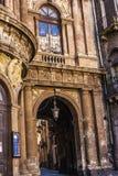 Teatro Massimo Bellini, Catania, Sicily, Italy Royalty Free Stock Photo