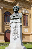 Teatro Massimo, Palerme, verdi de Giuseppe Image stock