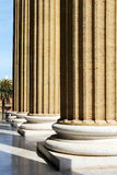Teatro massimo, palermo, neoclassical style Royalty Free Stock Photography