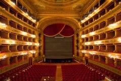 Teatro Massimo, Palermo, Włochy obrazy royalty free
