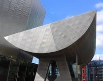 Teatro moderno a Manchester Immagini Stock