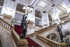 Teatro municipal foto de archivo