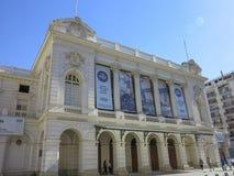 Teatro municipal de Santiago, chile Imagen de archivo