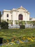 Teatro municipal en Castres Foto de archivo libre de regalías