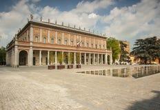 Teatro Municipale Valli, Reggio Emilia, Emilia Romagna, Italien Stockfoto