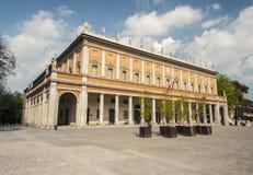 Teatro Municipale Valli, Reggio Emilia, Emilia Romagna, Italien Lizenzfreie Stockbilder