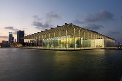 Teatro nacional de Barém Fotografia de Stock