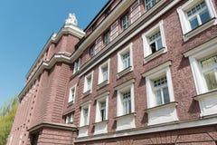 Teatro nacional Ivan Vazov, Sofía, Bulgaria Imágenes de archivo libres de regalías
