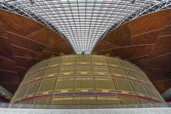 Teatro nacional - Pekín imagen de archivo