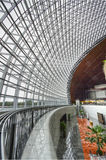 Teatro nacional - Pekín Fotografía de archivo