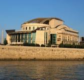 Teatro nazionale Immagini Stock