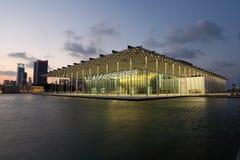 Teatro nazionale del Bahrain Fotografia Stock