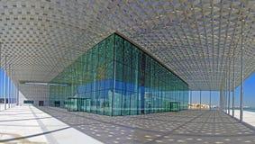 Teatro nazionale del lavoro dell'acciaio per costruzioni edili Immagine Stock Libera da Diritti