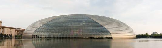 Teatro nazionale della Cina Immagini Stock
