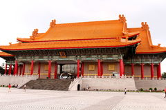 Teatro nazionale e sala da concerto, Taipei fotografia stock
