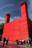 Teatro nazionale a Londra fotografie stock libere da diritti