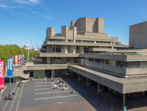 Teatro nazionale Londra Immagini Stock