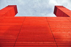 Teatro nazionale Londra fotografia stock