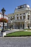 Teatro nazionale slovacco - Bratislava - Slovacchia Fotografia Stock