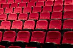 Teatro o teatro pronto per l'esposizione immagini stock libere da diritti