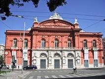 Teatro Petruzzelli, Bari, Włochy Zdjęcie Stock