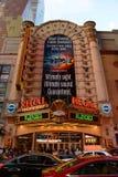 Teatro régio, Times Square, Manhattan, NYC Foto de Stock Royalty Free